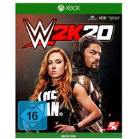 Take-Two Interactive WWE 2K20 (USK) (Xbox One)