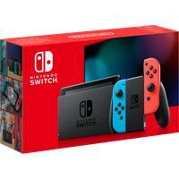 Nintendo Switch neon-rot/neon-blau 2019