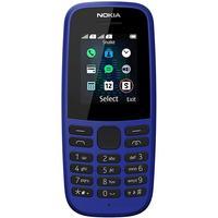Nokia 105 (2019) Dual SIM blau