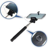 OTB Selfie Stick für Smartphones und Actionkameras mit Auslöseknopf