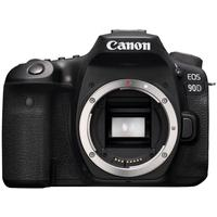 Canon EOS 90D + EF-S 18-55 mm IS STM