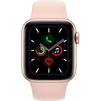 Apple Watch Series 5 GPS 40 mm Aluminiumgehäuse gold,