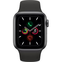Apple Watch Series 5 GPS 40 mm Aluminiumgehäuse space