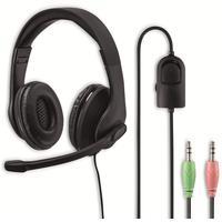 Hama Kopfhörer Kopfband Schwarz