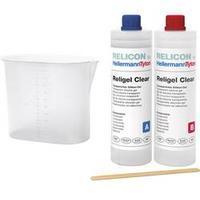 HellermannTyton 435-00754 Religel Clear 1000-SIG-CL 2-Komponenten-Gel Inhalt: 1 Set