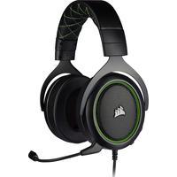 Corsair HS50 PRO Stereo Kopfhörer Kopfband Schwarz, grün