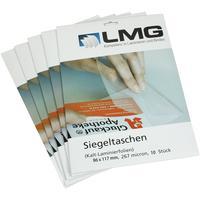 LMG 10 LMG Kaltlaminierfolien glänzend für A7