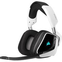 Corsair VOID RGB ELITE Wireless Kopfhörer Kopfband Schwarz, Weiß