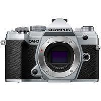 Olympus E-M5 Mark III Body silber