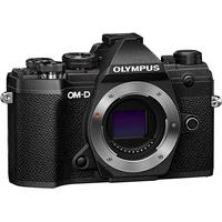 Olympus E-M5 Mark III schwarz + 12-40 mm Pro