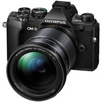 Olympus E-M5 Mark III schwarz + 12-200 mm