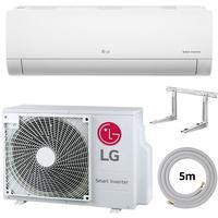 LG Standard LG-S12EQ.NSJ / S12EQ.U Inverter Set stationär inkl.