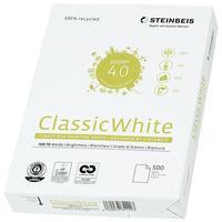 Steinbeis ClassicWhite A4 80 g/m2 500 Blatt