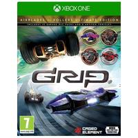 Wired Productions Grip: Combat Racing - Rollers vs. Airblades