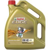 Castrol Edge Titanium FT 0W-40 5 Liter