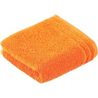 VOSSEN Calypso Feeling Gästehandtuch 30 x 50 cm orange