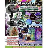 Keine Angabe Starlyf Garten-Laser Schwarz
