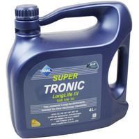 Aral Super-Tronic LL III 5W-30 4 Liter