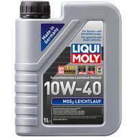 LIQUI MOLY MoS2 Leichtlauf 10W-40 1 Liter