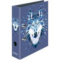 Herlitz Wild Animals Wolf Ringmappe A4 8cm Motiv: