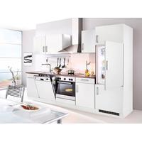 Held Küchenzeile Toronto 280 cm weiß