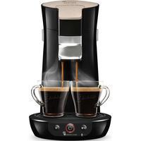 Philips Senseo Viva Café Eco HD6562/35 schwarz/nougat
