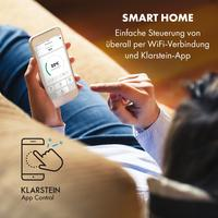 Klarstein Kraftwerk Smart 10K weiß mobil