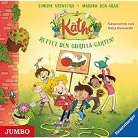 JUMBO Spiele Käthe. Rettet den Gorilla-Garten! [2]