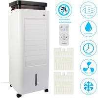 Canbolat Vertriebs AREBOS 5in1 Air Cooler mit Insektschutzfunktion 5,5