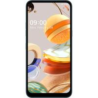 LG K61 128 GB weiß