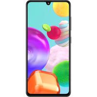 Samsung Galaxy A41 prism crush black