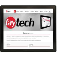 """Faytech 17"""" Capacitive Touch PC FT17N42004G128GCAPOB"""