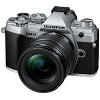 Olympus OM-D E-M5 Mark III silber + 12-45 mm