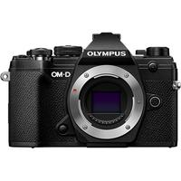 Olympus OM-D E-M5 Mark III schwarz + 12-45 mm
