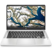 HP Chromebook 14a-na0315ng Silber