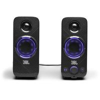 JBL Quantum Duo Gaming PC Lautsprecher schwarz, Paar, (Bluetooth)