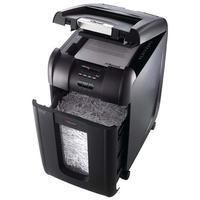 Rexel Auto+ 250X Partikelschnitt schwarz