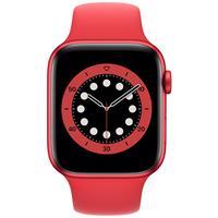 Apple Watch Series 6 GPS 44 mm Aluminiumgehäuse rot,