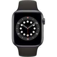 Apple Watch Series 6 GPS 44 mm Aluminiumgehäuse space