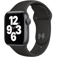 Apple Watch SE GPS 40 mm Aluminiumgehäuse space grau,
