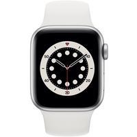 Apple Watch Series 6 GPS 40 mm Aluminiumgehäuse silber,