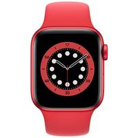 Apple Watch Series 6 GPS 40 mm Aluminiumgehäuse rot,