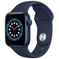 Apple Watch Series 6 GPS 40 mm Aluminiumgehäuse blau,