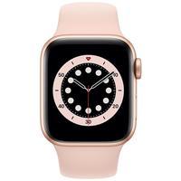 Apple Watch Series 6 GPS 40 mm Aluminiumgehäuse gold,