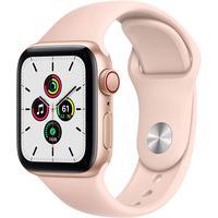 Apple Watch SE GPS + Cellular 40 mm Aluminiumgehäuse