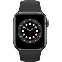 Apple Watch SE Nike GPS 44 mm Aluminiumgehäuse silber,