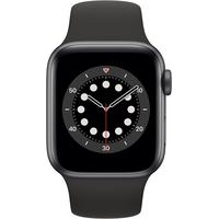 Apple Watch SE Nike GPS 44 mm Aluminiumgehäuse space