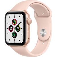 Apple Watch SE 44mm, Aluminium)