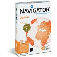 Navigator Organizer A4 80 g/m2 500 Blatt