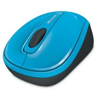 Microsoft Wireless Mobile Mouse 3500 cyan (GMF-00271)